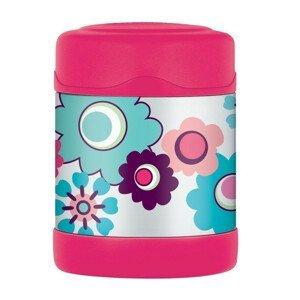 Dětská termoska na jídlo Thermos Funtainer 290 ml Barva: růžová/modrá