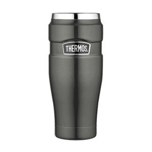 Vodotěsný termohrnek Thermos Style 470 ml Barva: šedá