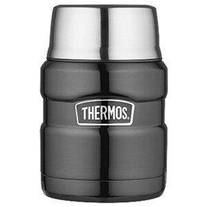 Termoska na jídlo Thermos Style 470 ml Barva: šedá