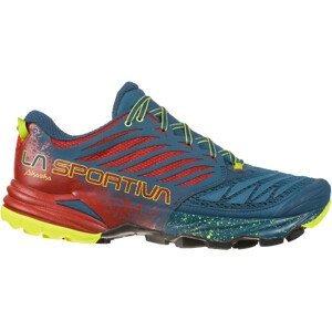 Pánské boty La Sportiva Akasha Velikost bot (EU): 43,5 / Barva: tmavě modrá