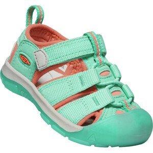 Dětské sandály Keen Newport H2 Inf Dětské velikosti bot: 20/21 / Barva: světle modrá