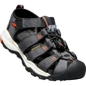 Dětské sandály Keen Newport Neo H2 Dětské velikosti bot: 39 / Barva: šedá
