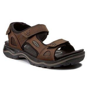 Pánské sandály Keen Rialto II 3 Point Velikost bot (EU): 44,5 (11) / Barva: hnědá