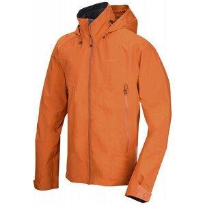 Pánská bunda Husky Nakron M (2018) Velikost: L / Barva: oranžová