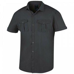 Pánská košile Husky Gomy M (2020) Velikost: L / Barva: šedá