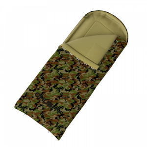 Spacák Husky Gizmo -5°C Army Zip: Pravý / Barva: maskáč