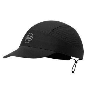 Kšiltovka Buff Pack Run Cap Solid Barva: černá