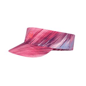 Kšilt Buff Visor Patterned Barva: tmavě fialová/růžová