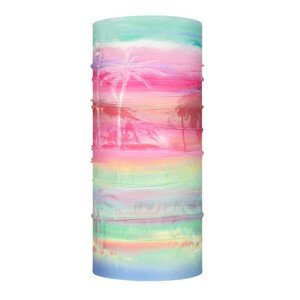 Šátek Buff Coolnet UV+ Barva: poseidon/jasmine green multi