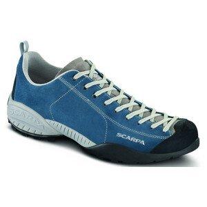 Trekové boty Scarpa Mojito Velikost bot (EU): 46 / Barva: světle modrá