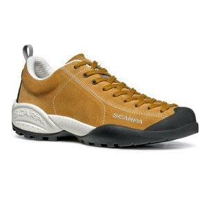 Trekové boty Scarpa Mojito Velikost bot (EU): 41,5 / Barva: hnědá