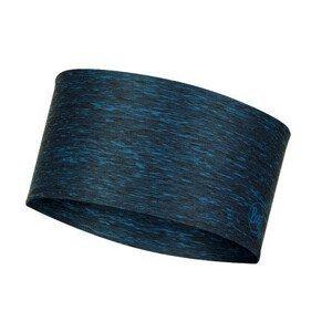 Čelenka Buff Coolnet UV+ Headband Barva: tmavě modrá