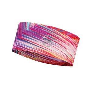 Čelenka Buff Fastwick Headband Barva: černá/růžová