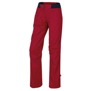 Dámské kalhoty Rafiki Rayen II Velikost: M / Barva: vínová