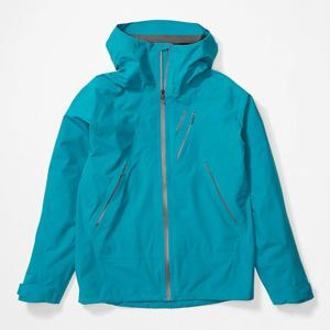 Pánská bunda Marmot Knife Edge Jacket Velikost: XXL / Barva: světle modrá