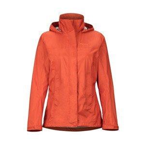 Dámská bunda Marmot Wm's PreCip Eco Jacket Velikost: M / Barva: oranžová