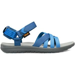 Dámské sandály Teva Sanborn Sandal Velikost bot (EU): 37 / Barva: světle modrá