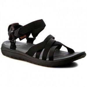 Dámské sandály Teva Sanborn Sandal Velikost bot (EU): 36 / Barva: černá