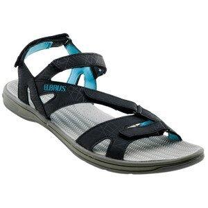 Dámské sandály Elbrus Laren Wo's Velikost bot (EU): 38 / Barva: černá