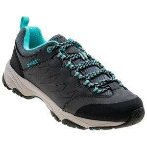 Dámské boty Hi-Tec Beston Wo's Velikost bot (EU): 38 / Barva: šedá/modrá
