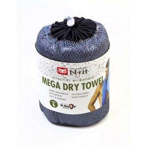 Mega savý ručník N-Rit 60 x 120 cm Barva: modrá