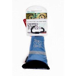 Cestovní ručník N-Rit Go Bike 40 x 40 cm