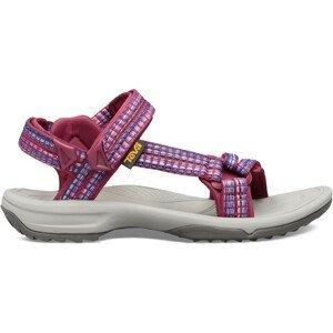 Dámské sandály Teva Terra Fi Lite Velikost bot (EU): 36 / Barva: vínová