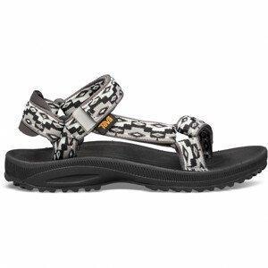 Dámské sandály Teva Teva Winsted Velikost bot (EU): 36 / Barva: šedá/černá