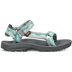 Dámské sandály Teva Winsted Velikost bot (EU): 36 / Barva: modrá/šedá