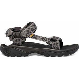 Pánské sandály Teva Terra Fi 5 Universal Velikost bot (EU): 48,5 / Barva: šedá/černá