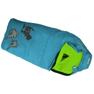 Dětský spacák Boll Patrol Lite Zip: Levý / Barva: modrá