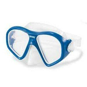Potápěčské brýle Intex Reef Rider Masks 55977 Barva: modrá