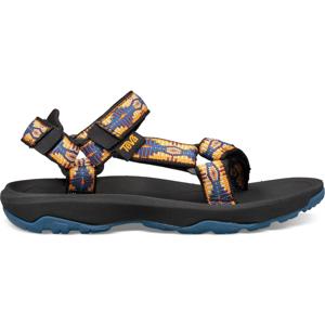 Dětské sandály Teva Hurricane XLT2 Dětské velikosti bot: 37 / Barva: modrá/oranžová