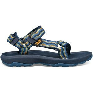 Dětské sandály Teva Hurricane XLT2 Dětské velikosti bot: 40 / Barva: tmavě modrá