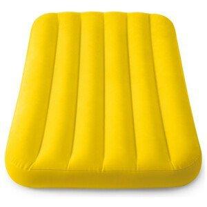 Dětská nafukovací postel Intex Cozy Kidz Airbed 66803NP Barva: žlutá