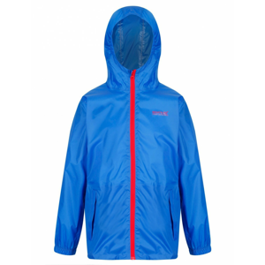 Dětská bunda Regatta Kid Pk It Jkt III Dětská velikost: 128 (7-8) / Barva: tmavě modrá