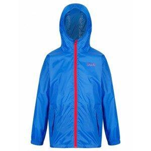 Dětská bunda Regatta Kid Pk It Jkt III Dětská velikost: 104 (3-4) / Barva: tmavě modrá