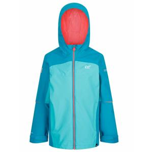 Dětská bunda Regatta Hipoint Strtch IV Dětská velikost: 116 (5-6) / Barva: modrá
