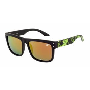 Brýle 3F Rumble Barva obrouček: černá/zelená