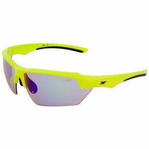 Brýle 3F Version Barva obrouček: žlutá