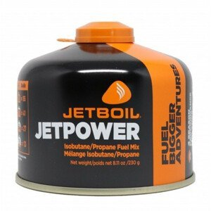 Kartuše Jet Boil JetPower Fuel 230g Barva: černá