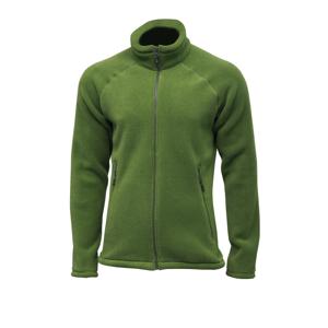 Pánská mikina Pinguin Montana Jacket Velikost: L / Barva: zelená