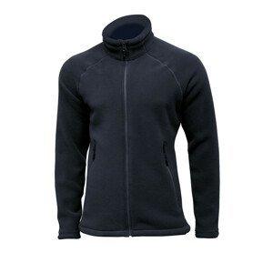 Pánská mikina Pinguin Montana Jacket Velikost: XXL / Barva: černá