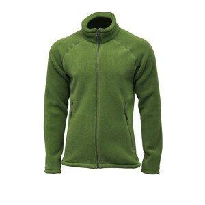 Pánská mikina Pinguin Montana Jacket Velikost: XXL / Barva: zelená