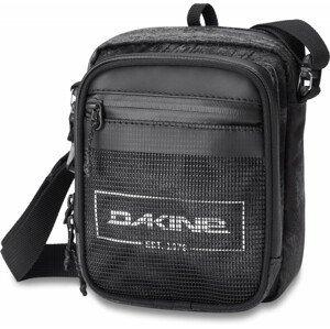 Taška přes rameno Dakine Field Bag Barva: černá/bílá