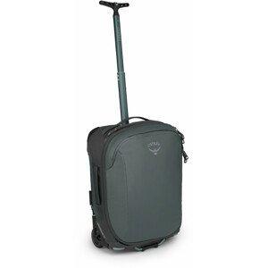 Cestovní kufr Osprey Rolling Transporter Global Carry-On 30 Barva: šedá