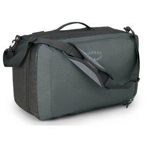 Cestovní taška Osprey Transporter Global Carry-On 36 Barva: šedá