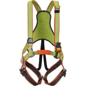 Celotělový dětský úvazek Climbing Technology Jungle Harness Barva: zelená