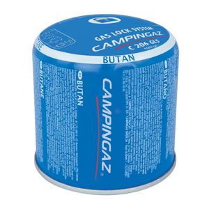 Kartuše Campingaz C 206 GLS Super (2020)