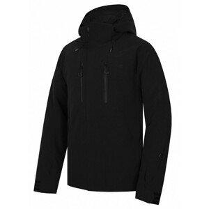 Pánská zimní bunda Husky Gonzal M (2020) Velikost: L / Barva: černá